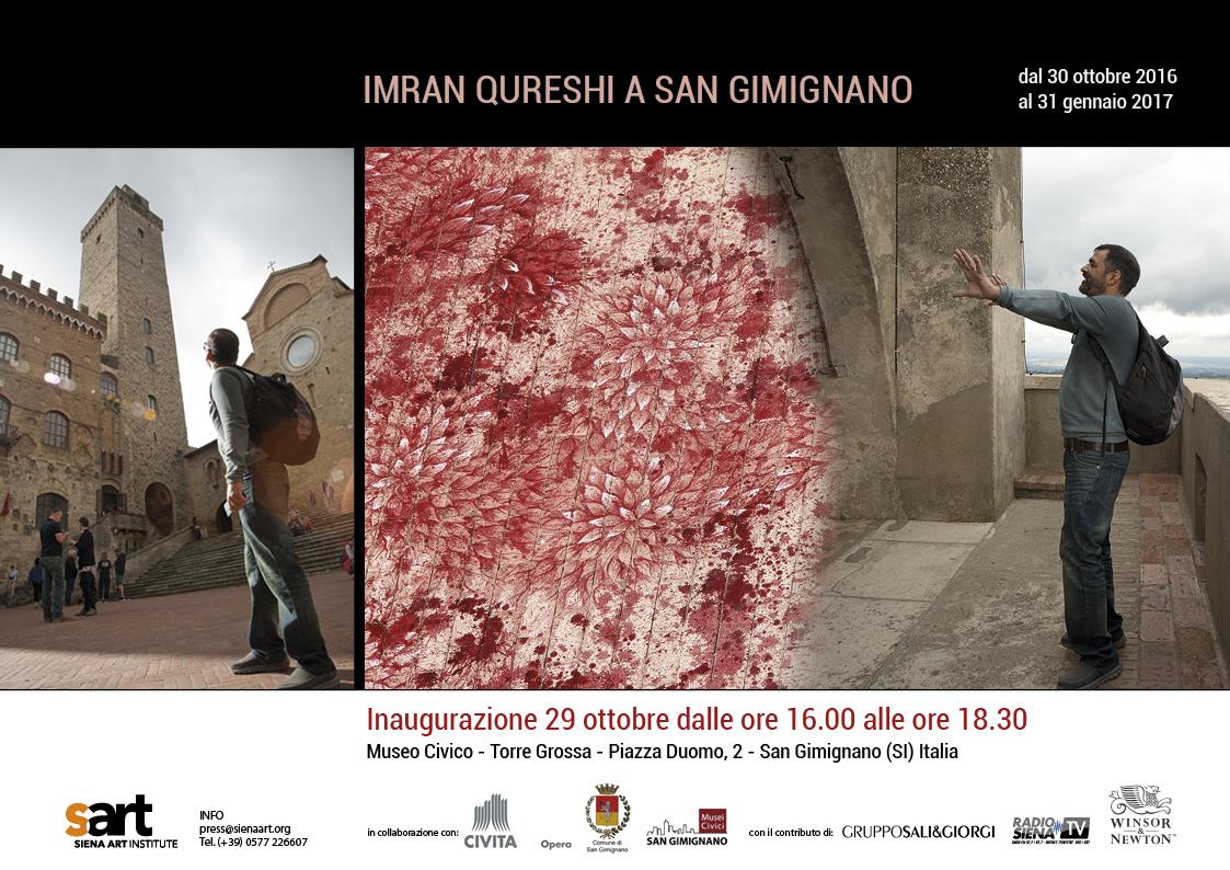 """BEAUTY AND VIOLENCE"" San Gimignano"